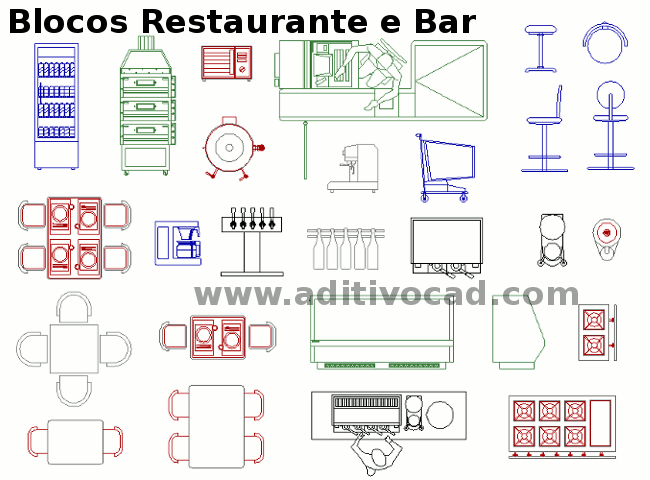 Blocos Bar Restaurante